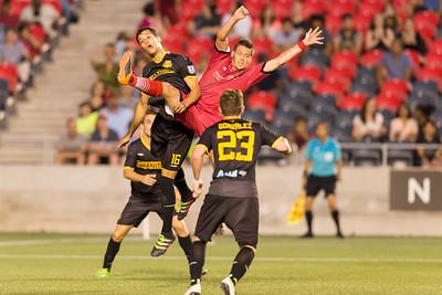 Fort Lauderdale Strikers vs Ottawa Fury FC, 20160527