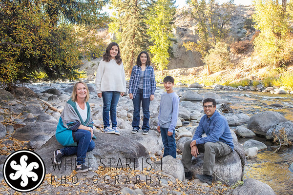 Vail Family Photos - Eagle River Preserve - Martinez