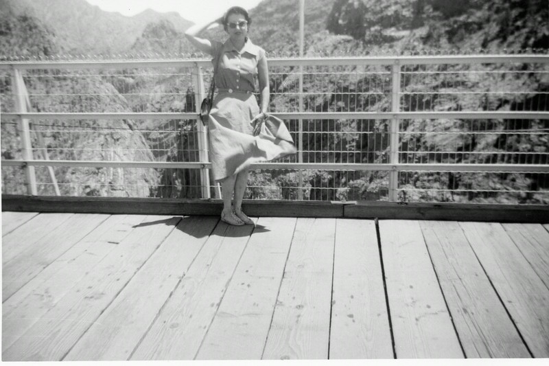 Evelyn (Wasson) Howell, Royal Gorge