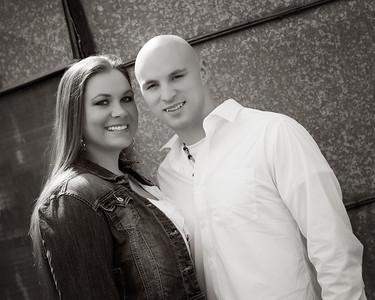 Megan + Mitch Engagement