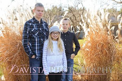 Christensen family photos- 2015