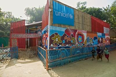 UNICEF-Rohingya Refugee-Cox's Bazar-Bangladesh-January-2020