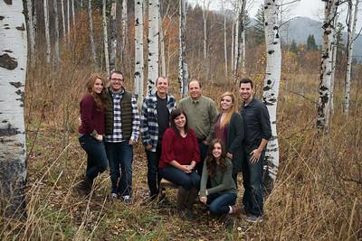 Jamie and Greg Jensen family