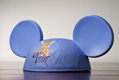 6/01 - Phoebe's Disney Hats