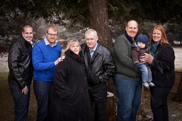 Rea Family Portraits