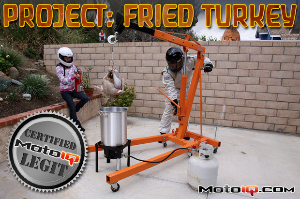 Project Fried Turkey