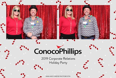 ConocoPhillips Corporate Relations Holiday Party