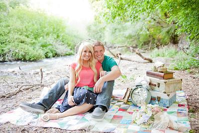 Casey & Kamaron Engagements