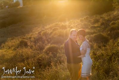 Engagement Shoot, Mijas Spain - Danielle and Owen
