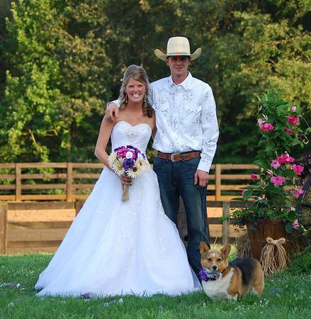 Wallace/Parson Wedding