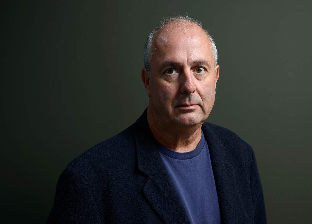 . Screenwriter William Nicholson of \'Le Week-End\' poses at the Guess Portrait Studio during 2013 Toronto International Film Festival on September 8, 2013 in Toronto, Canada.  (Photo by Larry Busacca/Getty Images)