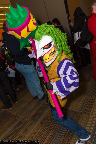 Amazing Arizona Comic Con 2014 - Friday