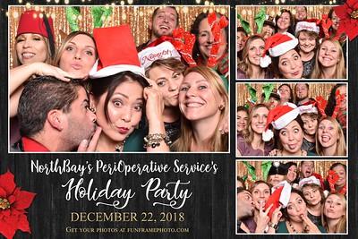 North Bay Perioperative Holiday Party
