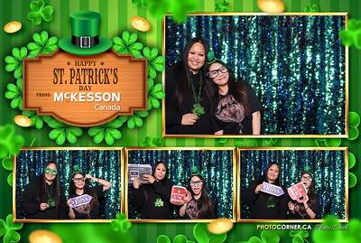 McKesson St. Patrick's Day - 03-15-2019