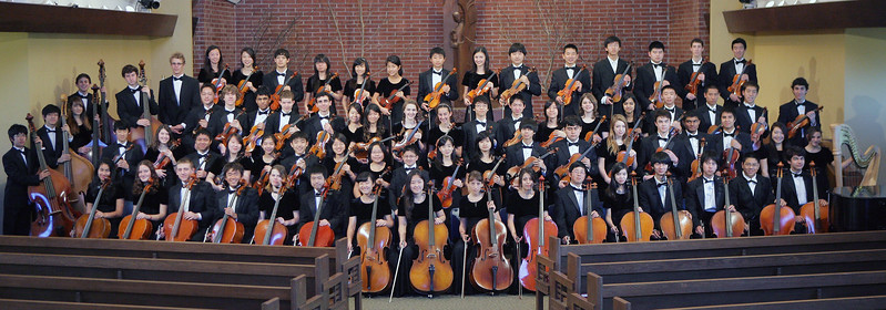 Gunn Orchestra Spring 2010