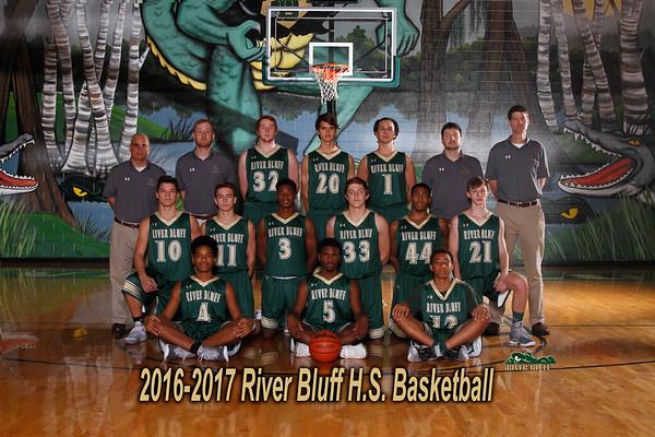 2016-2017  Varsity Boys Basketball