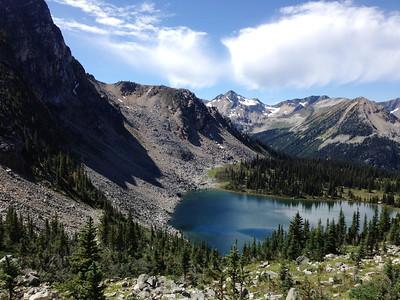 Gott Peak - August 25, 2012