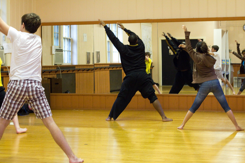 CMDE Dance Crew - Brandon