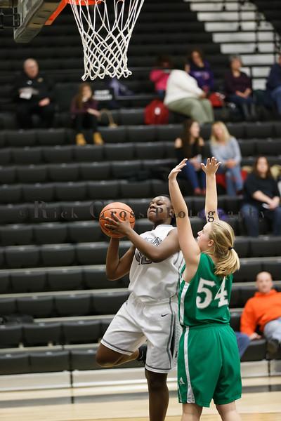 GHS Girls Sophomore Basketball  vs Alleman Jan.19, 2017