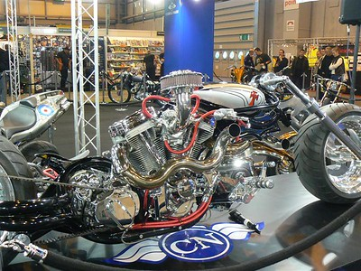 NEC Bike Show, 22 Nov 2007