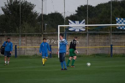 Ashton Athletic 2 Worksop Town 2 ( Ashton win 4-1 Pens) - FA Cup replay