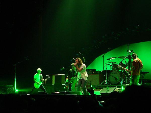 2006.07.15 - Pearl Jam @ Bill Graham Civic Auditorium