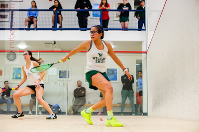 5 2020-02-21 Claire Davidson (Tufts) and Marcela Marquez (William Smith)