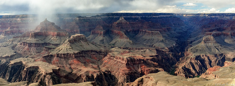 Pano from Yavapai Point, Grand Canyon