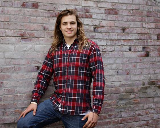 Luke Williams-Class of 2018