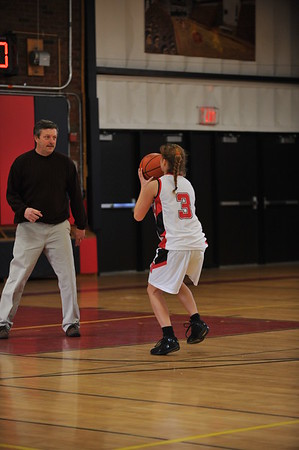 "Pierson Lady Whalers vs. Mercy Monarchs Suffolk County Class ""C"" Championship Semi-Finals"