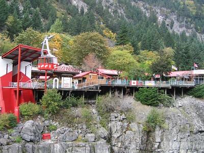 British Columbia, October 2005