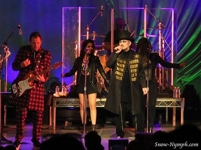 2018-09-23  Culture Club and B52s at the Bowl