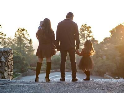 Family: Matt and Melania