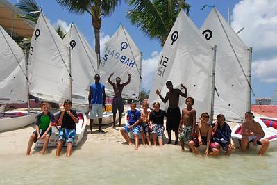 SUMMER SAILING CAMP 2012