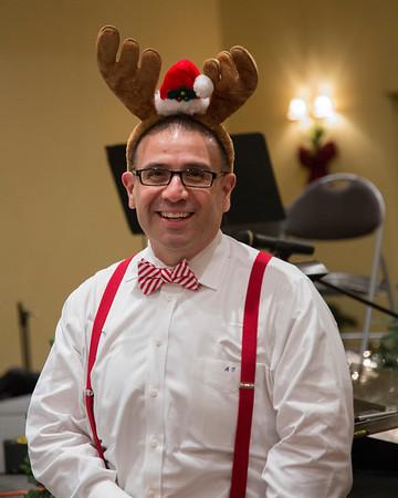 Music Club Christmas Program 2016