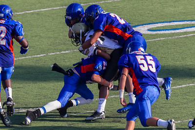 2011 Game 2 - Freshman vs Calabasas
