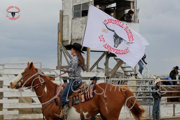50th Sandhill Rodeo - Sunday