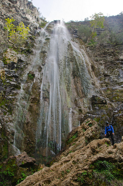 10_04_17 canyoneering Rose Valley Falls 0791