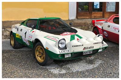 Lancia Strato's World Meeting - Sanremo 2019