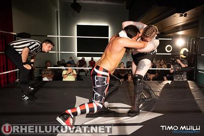 2021.7 Wrestling Show Live
