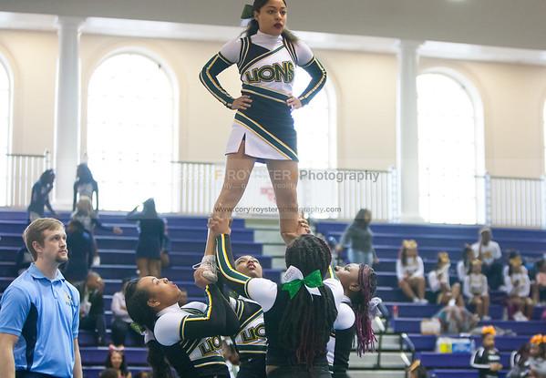 DCSAA Cheerleading Championship