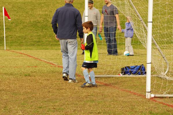 KDS Soccer 11-05 game 2