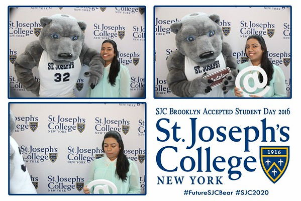 SJC Brooklyn Campus Accepted Student Day 2016