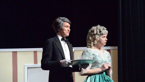 HHS Drowsy Chaperone Video clips