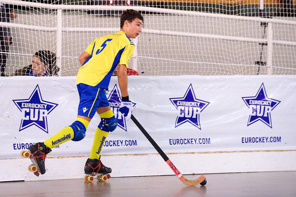 Herne Bay RHC vs Hockey Thiene