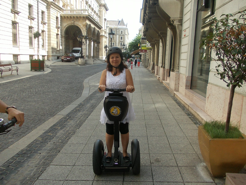 Completely in love with segway's!