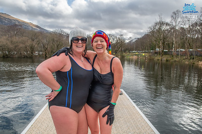 The Welsh Winter Swim - 50m Heads up