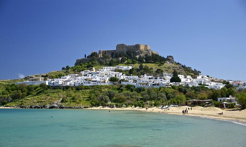 Rhodes Greek Islands