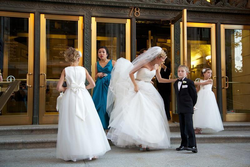 Le Cape Weddings - Chicago Cultural Center Weddings - Kaylin and John - 021 Couples Creatives 59