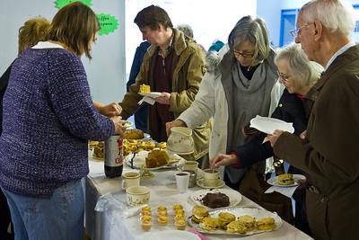 Hawkesley Christmas Fair 2012
